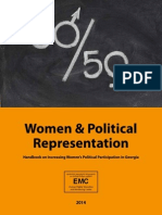 Women & Political Representation