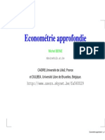 Livre Econometrie