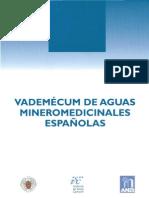 Vademécum de Aguas Minero-medicinales Españolas