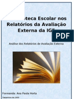 Analise_dos_relatorios_IGE-6ª Tarefa-2ª Parte
