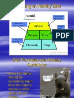 Planning a Healthy Diet (1)