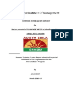 market potential of kara wet wipes