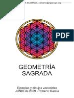 Geometria.sagrada.[Roberto Garcia] Boceto