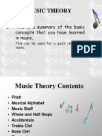 351 Music Theory Online
