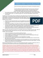 Sherburne Winter Farmers Market Application Packet