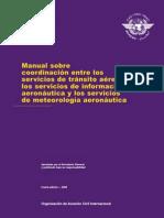 232460213 Doc 9377 Coordinacion Entre Los ATS AFIS y Servicio Meteo
