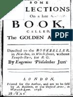 Samber, On the Golden Age