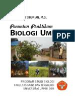 Biologi Umum Daftar Isi