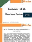 Prontuario NR 12
