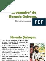 CLASE 15 Quiroga El Vampiro