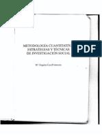 Metodologia_cuantitativa  Cea D´Ancona