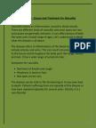 Vasculitis-  Causes and Treatment for Vasculitis