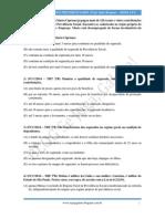 Simulado Direito Previdenciário - INSS 2014/2015