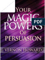 Vernon Howard - Your Magic Powers of Persuasion
