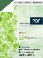 PDI - 2010-2014