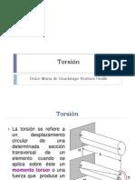 Ventura Dulce- Tarea 3- Torsión