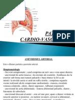 Chirurgie Cardiovasculara Curs VI Patologie Cardio-Vasculara I