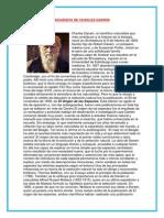 Biografia de Charles Darwin