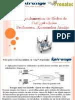 Aula Pronatec-Redes de Computadores