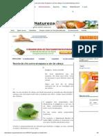 Receita de Chá Contra Enxaqueca e Dor de Cabeça _ Cura Pela Natureza.com