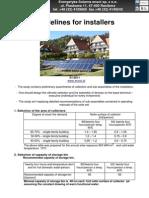 En Guidelines for Installators CU