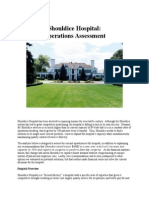 Shouldice Hospital Case Study Solution