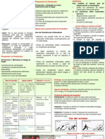 Charla N° 2012-24 Manejo de Extintores