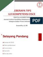 Tips OSCE
