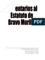 Estatuto Bravo Murillo