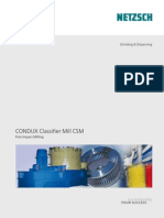 CONDUX Classifier Mills CSM e 01