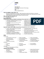 weebly resume 2014