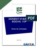 Dicas de Utilizacao Cns Icp - Novo Certificado c.e.f.