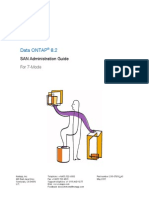 Data ONTAP 8.2 SAN Administration Guide for 7Mode