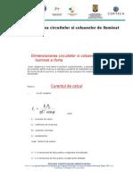 11. Dimensionarea Circuitelor - Simplu Si Eficient