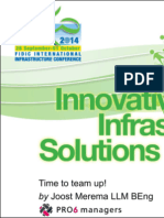 Time to team up! Innovation and quality in procurement procedures