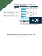 Tabela de Preços Vigencia 01 Jul 14 a 31 Jul 14