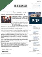 05-09-14 Reciben reconocimiento de empresarios en el DF.