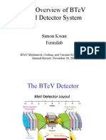 Brief Overview of BTeV Pixel Detector System