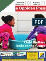 Edition 10, The Oppidan Press