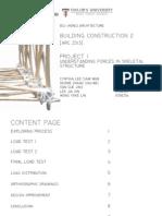 Building Construction Project 1