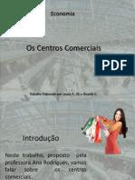 Centros Comerciais_Tipo de Comércio