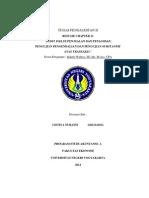 Tugas Pengauditan II Resume Bab 11