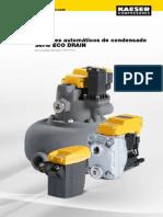 Drenajes Automáticos de Condensado Serie ECO DRAIN