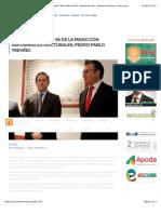 16-09-14 Presupuesto 2015, va de la mano con reformas estructurales