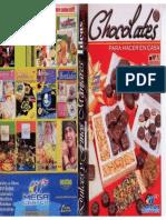 Chocolates Para Hacer en Casa