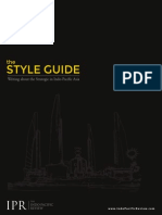 ipr style guide