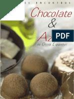Chocolate y Aceite de Oliva