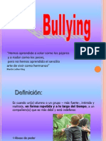 BULLYING Apoderados