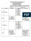 Proposed B. Tech. _all Branches_ Date Sheet December 2012