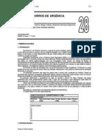28 - Socorros de Urgencia - Pg 747a762
